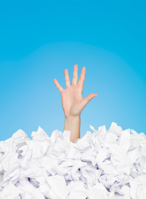 E-mail overload Mindfulness Centrum van Zijn